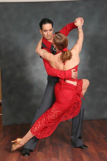 ラテンダンスのイメージ図